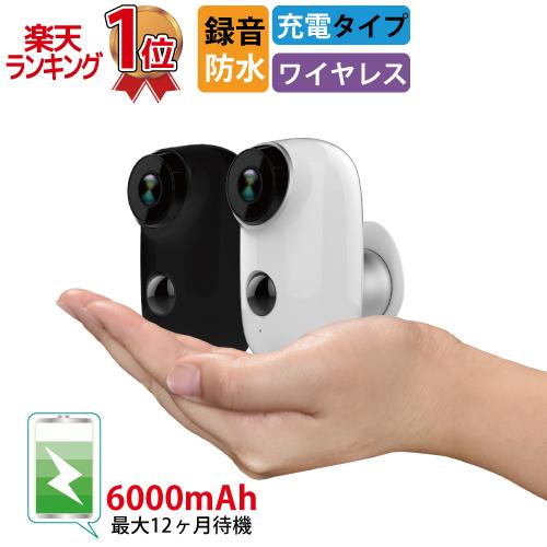 【1位】防犯カメラ ワイヤレス 屋外 小型 赤外線 動体検知 電池式 microSDカード録画 センサーカメラ 監視カメラ 暗視カメラ 人体感知 人感センサー 駐車場 車上荒らし 赤外線カメラ 防止 屋内 DVR-Q3 [FH]