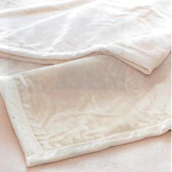【20%OFF】【京都西川】【ローズ毛布】シルク毛布(毛羽部分) 140×200cmSGY 3501 S