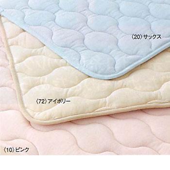 [19%OFF]西川リビング Body Wool Body Woolパッドセミダブルサイズ(120×200cm) BW02[キャッシュレスで 5%還元]