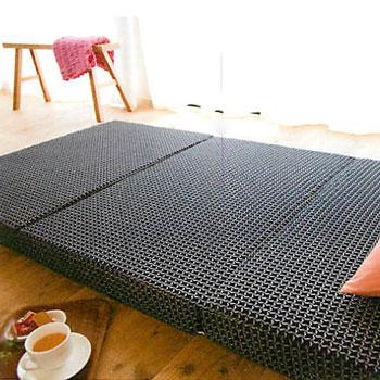 ロマンス小杉 ROMANCE Zero(ロマンスゼロ)体圧分散敷きふとん(布団)3つ折りDXハードタイプ シングルサイズ(97×200×9cm)
