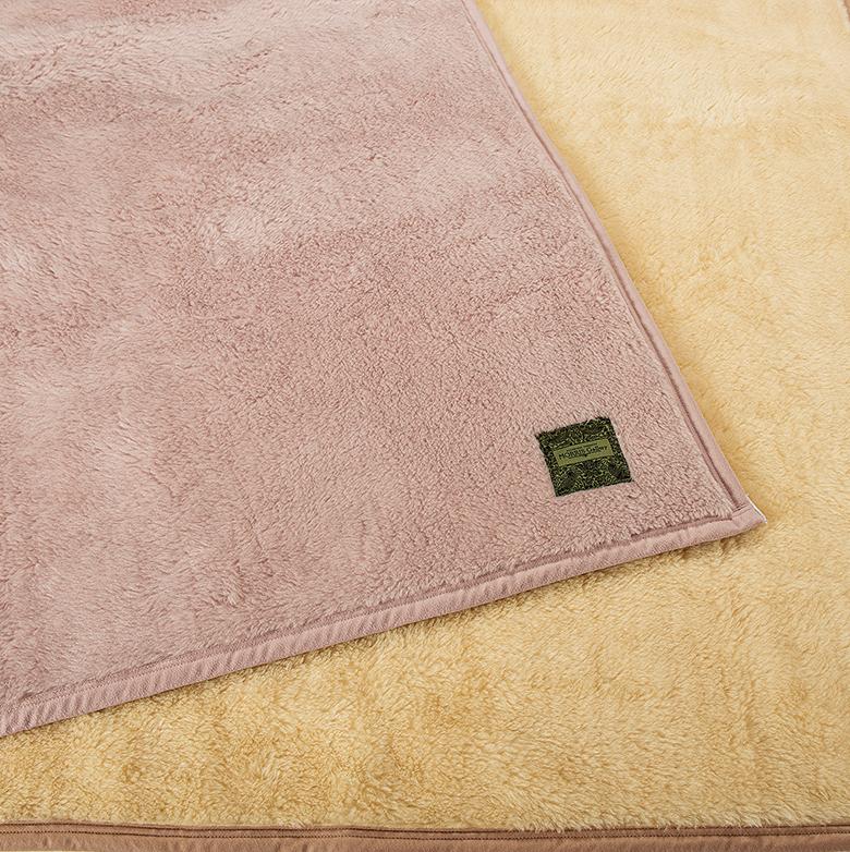 [ポイント6倍] 西川 ピュアモリス ウールマイヤー毛布 シングル 140×200cm 日本製 PURE MORRIS (MG9663)[キャッシュレスで 5%還元]