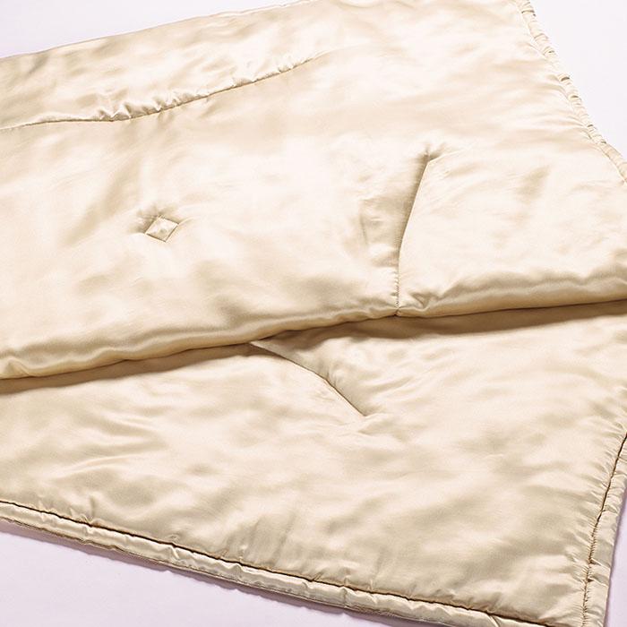 [ポイント6倍] 西川 ウォッシャブル 洗える 真綿肌掛けふとん 掛け布団 薄手 150×210cm 0.5kg 日本製 西川プレミアム (NP9652)