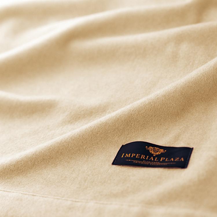 [ポイント6倍] 西川 ゴールデン カシミヤ毛布 掛け布団 シングルロング 140×210cm 日本製 インペリアルプラザ IMPERIAL PLAZA (IP5570)[キャッシュレスで 5%還元]