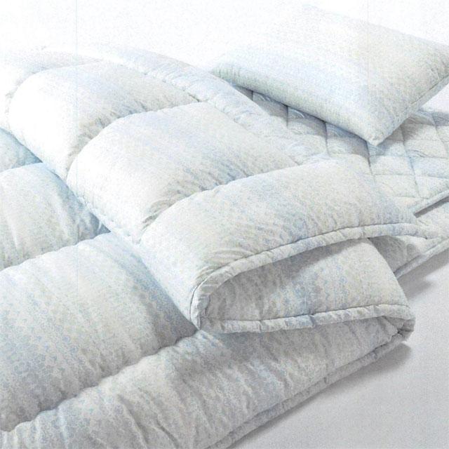 CLEAN SMOOTH(クリーンスムーズ 合繊合掛けふとん シングルロング(SL:150×210cm)CS6010 東京西川