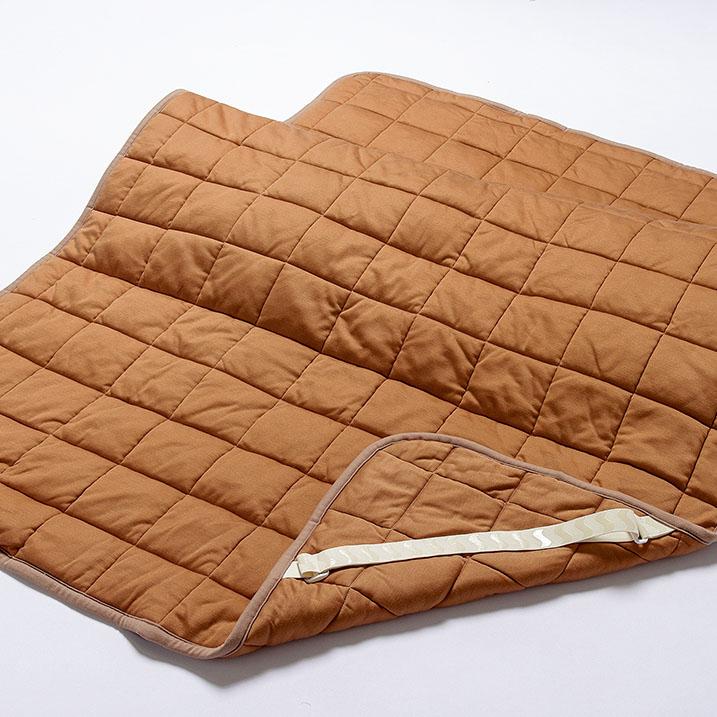 公式 [ポイント6倍] 西川 キャメル ベッドパッド 敷きパッド ダブル ダブル 日本製 140×200cm 0.84kg ベッドパッド 日本製 (C8005), 日吉津村:956fc460 --- superbirkin.com