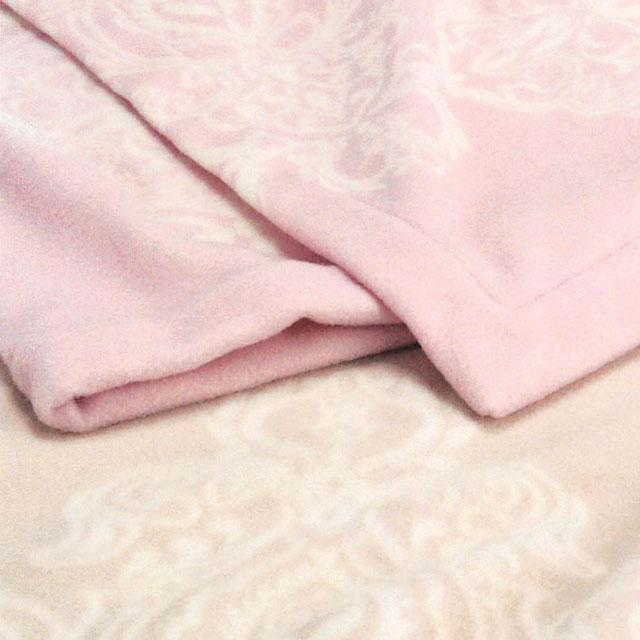 【東京西川】【Qualial(クオリアル)】ウール毛布 シングル(S:140×200cm)QL6651
