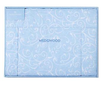 WEDGWOOD(ウェッジウッド)ジャスパーコレクション 合繊入りシルク肌掛け布団 150×210cmWW4230 東京西川
