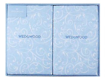 [ポイント10倍] WEDGWOOD(ウェッジウッド)ジャスパーコレクション 合繊入りシルク肌掛け布団2P 150×210cmWW4230 東京西川