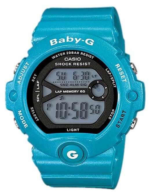 Baby-G 腕時計 レディース カシオ CASIO ベビージー デジタル フォー・ランニング BG-6903-2 ウォッチ 人気 ブランド ラッピング無料 ホワイトデー プレゼント 特価 WATCH うでどけい 人気 プレゼント 【腕時計】【CASIO/BABY-G】ホワイトデー