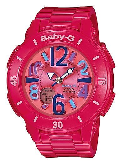 Baby-G 腕時計 レディース カシオ CASIO ベビージー デジアナ ネオンマリンシリーズ BGA-171-4B1 ウォッチ 人気 ブランド ラッピング無料 ホワイトデー プレゼント 【ベビーG】 【Baby-G】 【腕時計】 激安 おしゃれ かわいい おすすめ セール