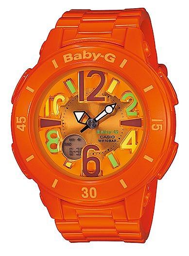 Baby-G 腕時計 レディース カシオ CASIO ベビージー デジアナ ネオンマリンシリーズ BGA-171-4B2 ウォッチ 人気 ブランド ラッピング無料 ホワイトデー プレゼント 【ベビーG】 【Baby-G】 【腕時計】 激安 おしゃれ かわいい おすすめ セール