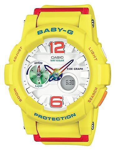 Baby-G 腕時計 レディース カシオ CASIO ベビージー デジアナ Gライド BGA-180-9B ウォッチ 人気 ブランド ラッピング無料 ホワイトデー プレゼント 【ベビーG】 【Baby-G】 【腕時計】 激安 おしゃれ かわいい おすすめ セール