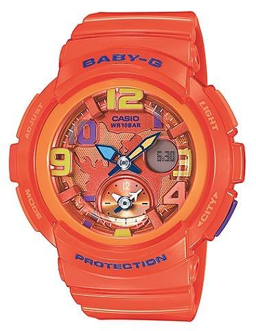 Baby-G 腕時計 レディース カシオ CASIO ベビージー デジアナ ビーチ・トラベラー・シリーズ BGA-190-4B ウォッチ 人気 ブランド ラッピング無料 ホワイトデー 【ベビーG】 【Baby-G】 【腕時計】 激安 おしゃれ かわいい おすすめ セール