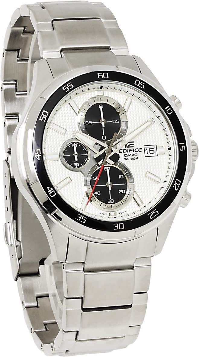 f46903bc9130 Casio edifice watches mens CASIO EDIFICE chronograph EFR-531D-7 light  calendar