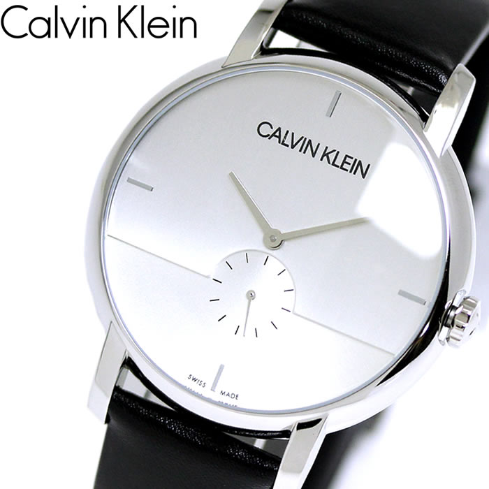 CK カルバンクライン Calvin Klein 腕時計 ウォッチ K9H2X1C6 メンズ クリスマス プレゼント ラッピング無料可能 人気 ブランド プレゼント ギフト おすすめ クリスマス レザー 高級 おしゃれ ランキング 激安 安い SNS インスタ スモールセコンド