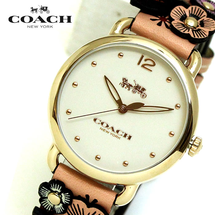 【コーチ】 【COACH】 レディース 腕時計 クオーツ レディース 14502822 ブランド 時計 激安 かわいい エレガント 上品 SNS インスタ ラッピング無料可能 プレゼント レザー