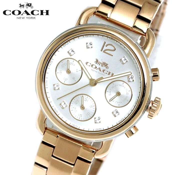クリスマスプレゼント コーチ COACH レディース 腕時計 DELANCY デランシー コレクション 14502944 クリスマス プレゼント 人気 ランキング おすすめ 時計 激安 かわいい エレガント 上品 SNS インスタ ラッピング無料可能