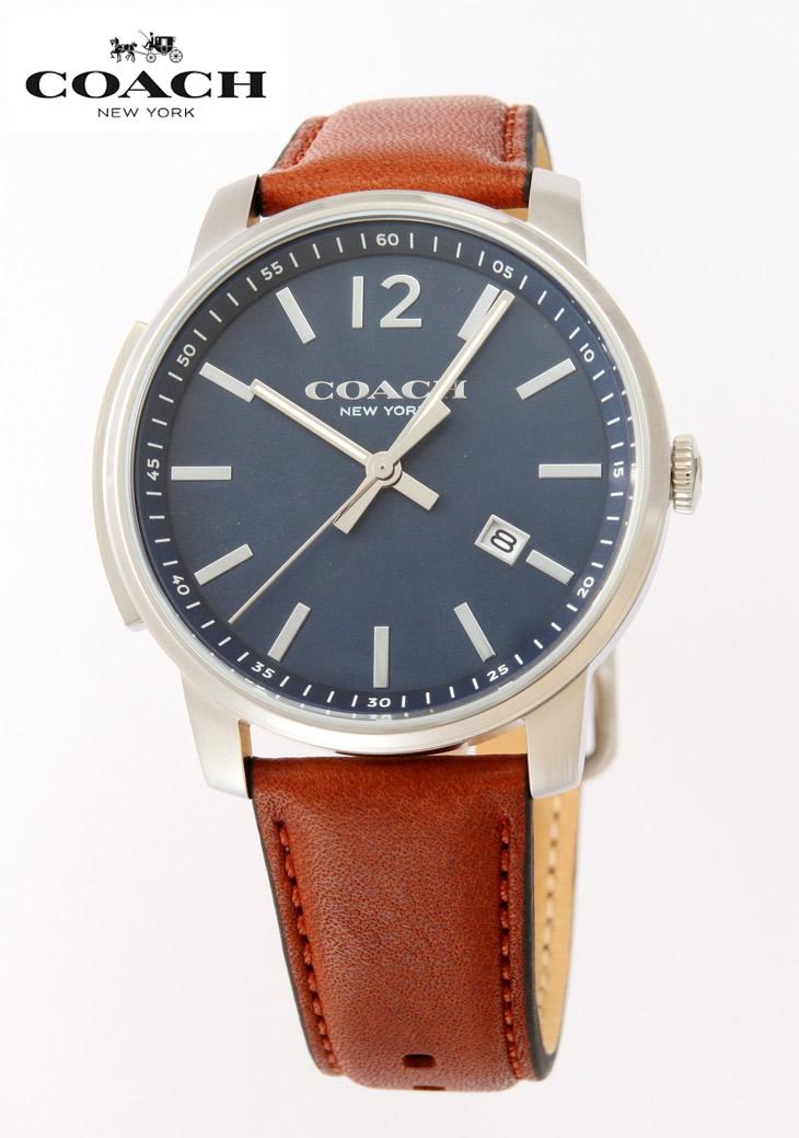 426b025d66cc コーチCOACHメンズ腕時計BLEECKERブリーカースリム14602004送料無料ラッピング無料可能クオーツ人気かっこいい