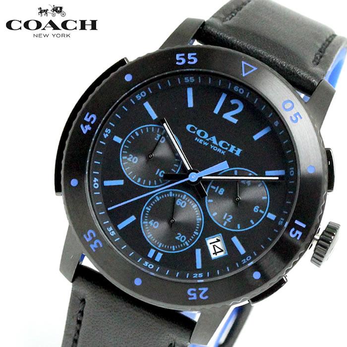 コーチ COACH メンズ 腕時計 ブリーカー レザー 14602023 送料無料 ラッピング無料可能 クオーツ 人気 かっこいい 高価 ブランド プレゼント クリスマス バレンタイン ギフト おしゃれ おすすめ 【腕時計】 ランキング 流行 激安