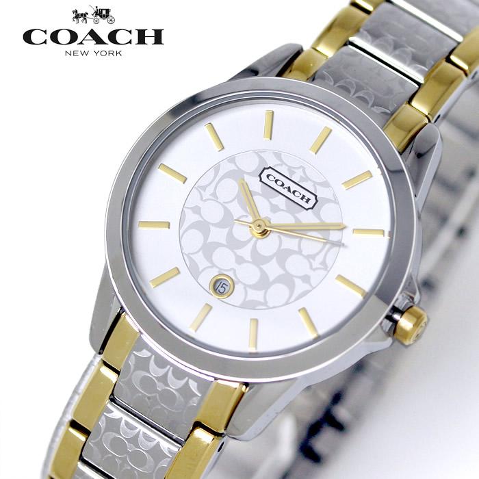 コーチ COACH レディース 腕時計 クラシックシグネチャー 14501430 送料無料 ラッピング無料 アウトレットセール 特集 人気 ブランド はぴあん かわいい おすすめ オフィス ギフト 誕生日 祝日 上品 プレゼント かっこいい 就職祝い