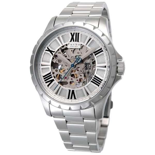 フルボデザイン Furbo design 腕時計 メンズ 激安 ブランド 日本製自動巻き 機械式時計 スケルトン かっこいい 大人 モテル クリスマス おしゃれ プレゼント 【腕時計】とけい 流行 誕生ラッピング無料可能 ランキング f5021siss