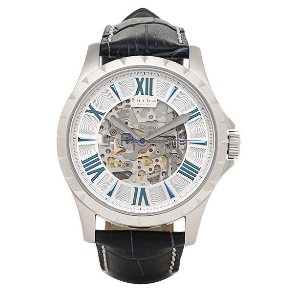 フルボデザイン Furbo design 腕時計 メンズ 激安 ブランド 日本製自動巻き 機械式時計 スケルトン かっこいい 大人 モテル クリスマス おしゃれ プレゼント 【腕時計】とけい 流行 誕生ラッピング無料可能 ランキング f5021ssibl