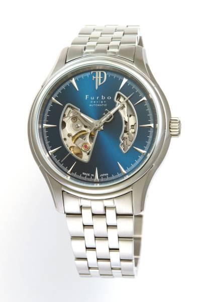 フルボデザイン Furbo design 腕時計 メンズ 激安 ブランド 日本製自動巻き 機械式時計 スケルトン かっこいい 大人 モテル クリスマス おしゃれ プレゼント 【腕時計】とけい 流行 誕生ラッピング無料可能 ランキング f5025nblss