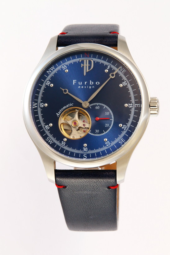 フルボデザイン 腕時計 メンズ ブランド 日本製自動巻き F5030SBLBL ブルー ラッピング無料可 人気 プレゼント おしゃれ 芸能人 モデル おすすめ ギフト プレゼント おしゃれ 【腕時計】 ランキング 流行 激安