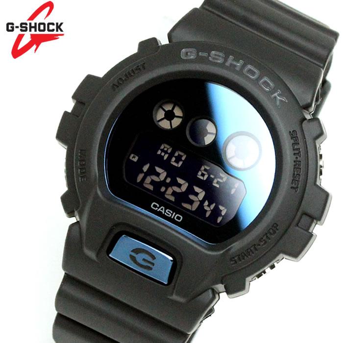 カシオ CASIO Gショック G-SHOCK ジーショック 腕時計 メンズ DW-6900MMA-2 DW-6900 スペシャルカラー ブラック ブルー 並行輸入品 プレゼント 贈り物 かっこいい アウトドア 男性 腕時計 憧れ ラッピング無料可能 お祝い 入学 卒業 社会人
