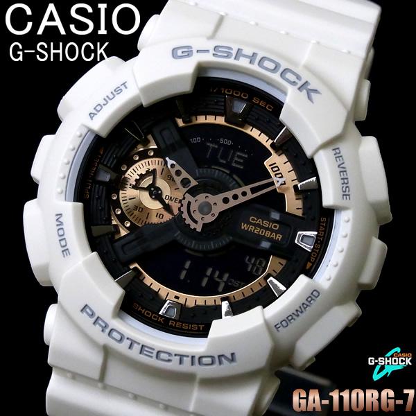a19d05b787238 HAPIAN  CASIO Casio g-shock G shock  quot men s Watch w  rose gold ...