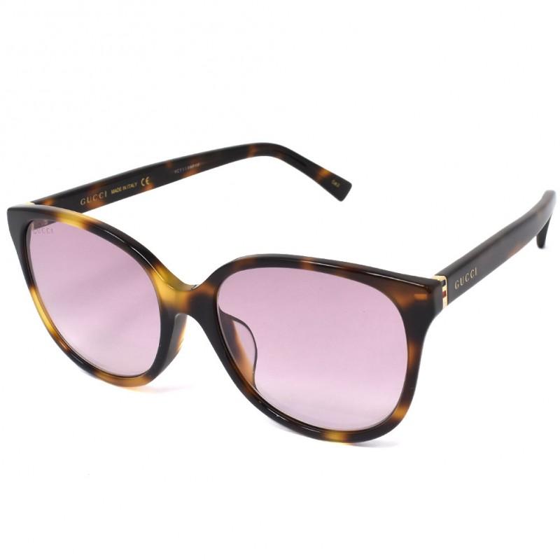 GUCCI グッチ GG0461SA-003 サングラス 売店 アジアンフィット メンズ レディース 紫外線対策 ブランド おしゃれ 大人 スーパーセール かっこいい セレブ ハピアン プレゼント