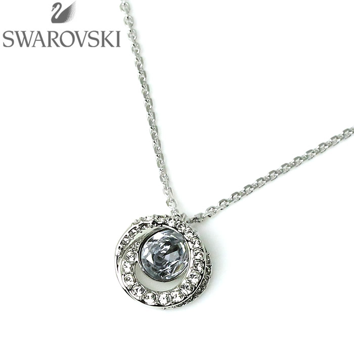 SWAROVSKI スワロフスキー ネックレス アクセサリー 5289028 GENERATION ペンダント ペンダント SILVER ホワイトデー プレゼント ラッピング無料可能 人気 かわいい 流行