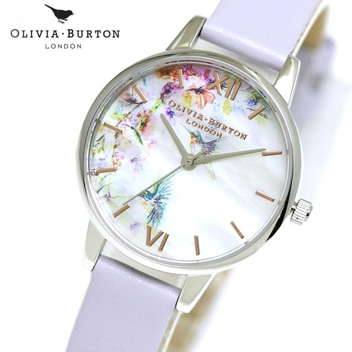 オリビアバートン Olivia Burton レディース 腕時計 レザー レディース 腕時計 シンプル エレガント 女性らしい 華やか フェミニン ラッピング無料 希少 おしゃれ かわいい 女性 プレゼント クリスマス 3針 人気 レザー ブランド 上品 OB16PP50