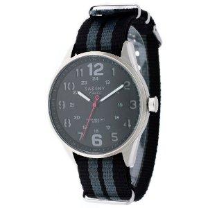 サクスニーイザック SACCSNY Y'SACCS sya-15093 腕時計 メンズ 雑誌 ドラマ 新垣結衣 ブランド ブラック 黒 グレー 灰 【腕時計】 【メンズ】 【とけい】 【激安】 【セール】 プレゼント おしゃれ ギフト