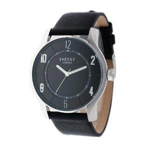 サクスニーイザック SACCSNY Y'SACCS sya-15095 腕時計 メンズ レディース ユニセックス 雑誌 ドラマ 新垣結衣 ブランド ブラック 黒 【腕時計】 【メンズ】 【ユニセックス】【とけい】 【激安】 【セール】 プレゼント おしゃれ ギフト