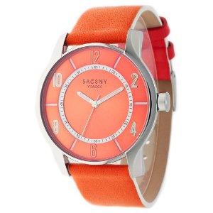 サクスニーイザック SACCSNY Y'SACCS sya-15095 腕時計 メンズ レディース ユニセックス 雑誌 ドラマ 新垣結衣 ブランド オレンジ 橙 【腕時計】 【メンズ】 【ユニセックス】【とけい】 【激安】 【セール】 プレゼント おしゃれ ギフト