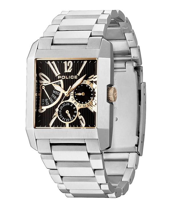 【POLICE】 ポリス 腕時計 メンズ クオーツ 腕時計 かっこいい 洗練 すっきり ビジネス 仕事 オフィス ラッピング無料可能 ランキング おすすめ 大人 SNS インスタ クール プレゼント 誕生日 クリスマス カレンダー