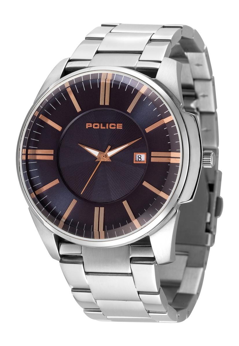 【POLICE】 ポリス 腕時計 メンズ クオーツ 腕時計 かっこいい 洗練 すっきり ビジネス 仕事 オフィス ラッピング無料可能 ランキング おすすめ 大人 SNS インスタ クール プレゼント 誕生日 クリスマス 5気圧防水