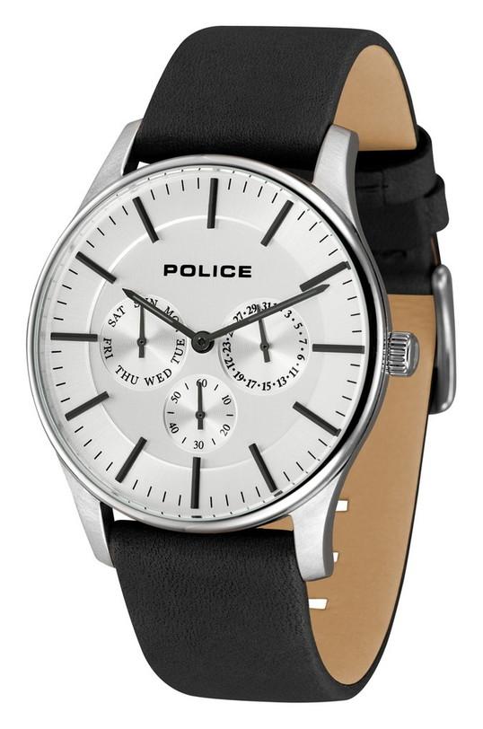 POLICE ポリス 腕時計 メンズ 14701JS/01 オシャレ ギフト 人気 プレゼント 勝負 イケメン ちょいワル ちょい悪 かっこいい ホスト ラグジュアリ ラッピング無料可能