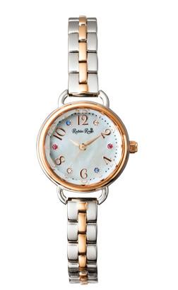 ルビンローザ RUBIN ROSA 腕時計 レディース ウォッチ ブランド 電池交換不要 雑誌 モデル 人気 かわいい キラキラ おしゃれ ラッピング無料可能 クリスマス プレゼント 誕生日 ソーラー 防水 R019SOLTWH 【腕時計】とけい 流行 ジュエリー アクセサリー ファッション
