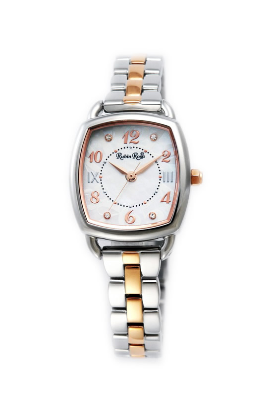 ルビンローザ 腕時計 レディース ブランド 電池交換不要 ソーラー R020SOLTWH ラッピング無料可 人気 プレゼント おしゃれ 芸能人 モデル おすすめ ギフト プレゼント おしゃれ 【腕時計】 ランキング 流行 激安