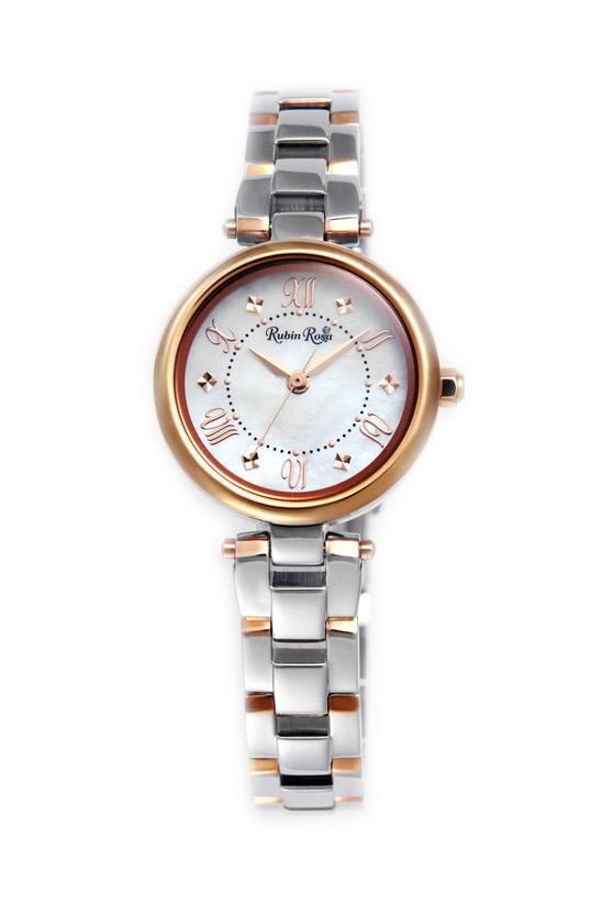 ルビンローザ 腕時計 レディース ブランド 電池交換不要 ソーラー R021SOLTWH ラッピング無料可 人気 プレゼント おしゃれ 芸能人 モデル おすすめ ギフト プレゼント おしゃれ 【腕時計】 ランキング 流行 激安