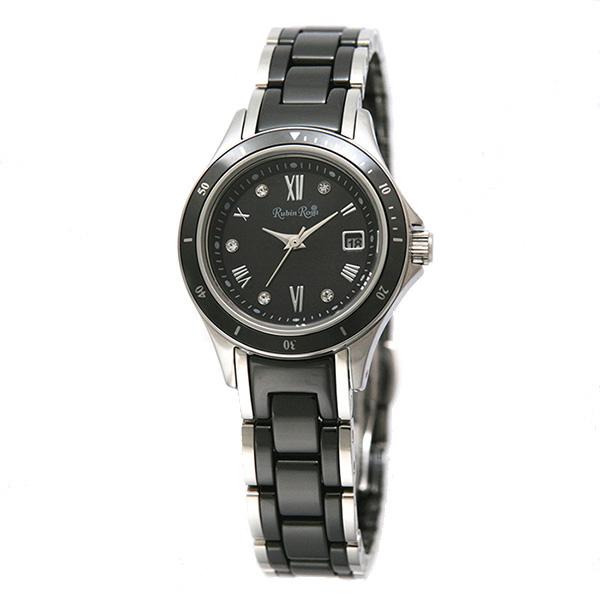 ルビンローザ RUBIN ROSA 腕時計 レディース ウォッチ ブランド 電池交換不要 雑誌 モデル 人気 かわいい キラキラ おしゃれ ラッピング無料可能 クリスマス プレゼント 誕生日 ソーラー 防水 R306SBK 【腕時計】とけい 流行 ジュエリー アクセサリー ファッション