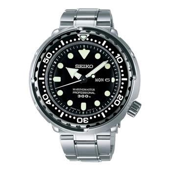 【送料無料】【取り寄せ】プロスペックス マリーンマスター プロフェッショナル SBBN031 SEIKO セイコー メンズ 腕時計 防水 おすすめ ステンレス 300M 飽和潜水 ブランド 時計 うでどけい【国内正規品】