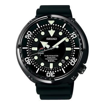 【送料無料】【取り寄せ】プロスペックス マリーンマスター プロフェッショナル SBDB013 SEIKO セイコー メンズ 腕時計 防水 チタン スプリングドライブ 600M 飽和潜水 金属アレルギー対応 ブランド 時計 うでどけい【国内正規品】