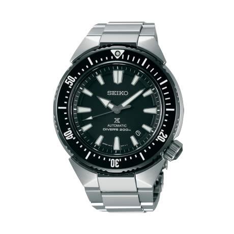【送料無料】【国内正規品】プロスペックス セイコー トランスオーシャン メンズ 腕時計 SBDC039 SEIKO PROSPEX 自動巻 メカニカル ダイバーズウォッチ 200M 潜水防水 TRANSOCEAN シルバー ブラック【取り寄せ】