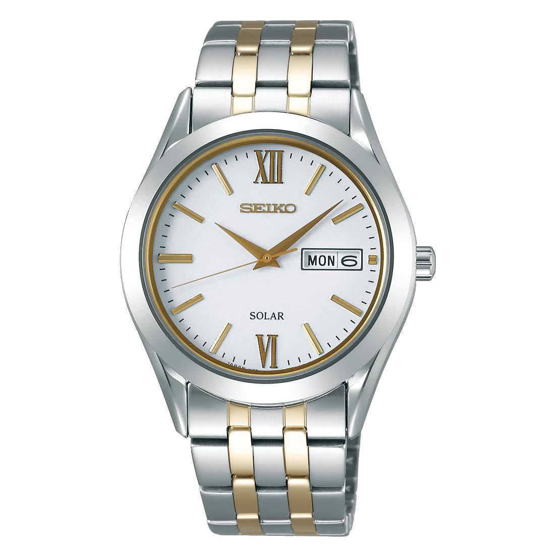 【送料無料】【国内正規品】セイコー スピリット SEIKO SPIRIT 腕時計 ソーラー メンズ SBPX085 日常生活用防水 ビジネス シンプル ソーラー腕時計 きれいめ 人気 うでどけい とけい WATCH 時計【取り寄せ】