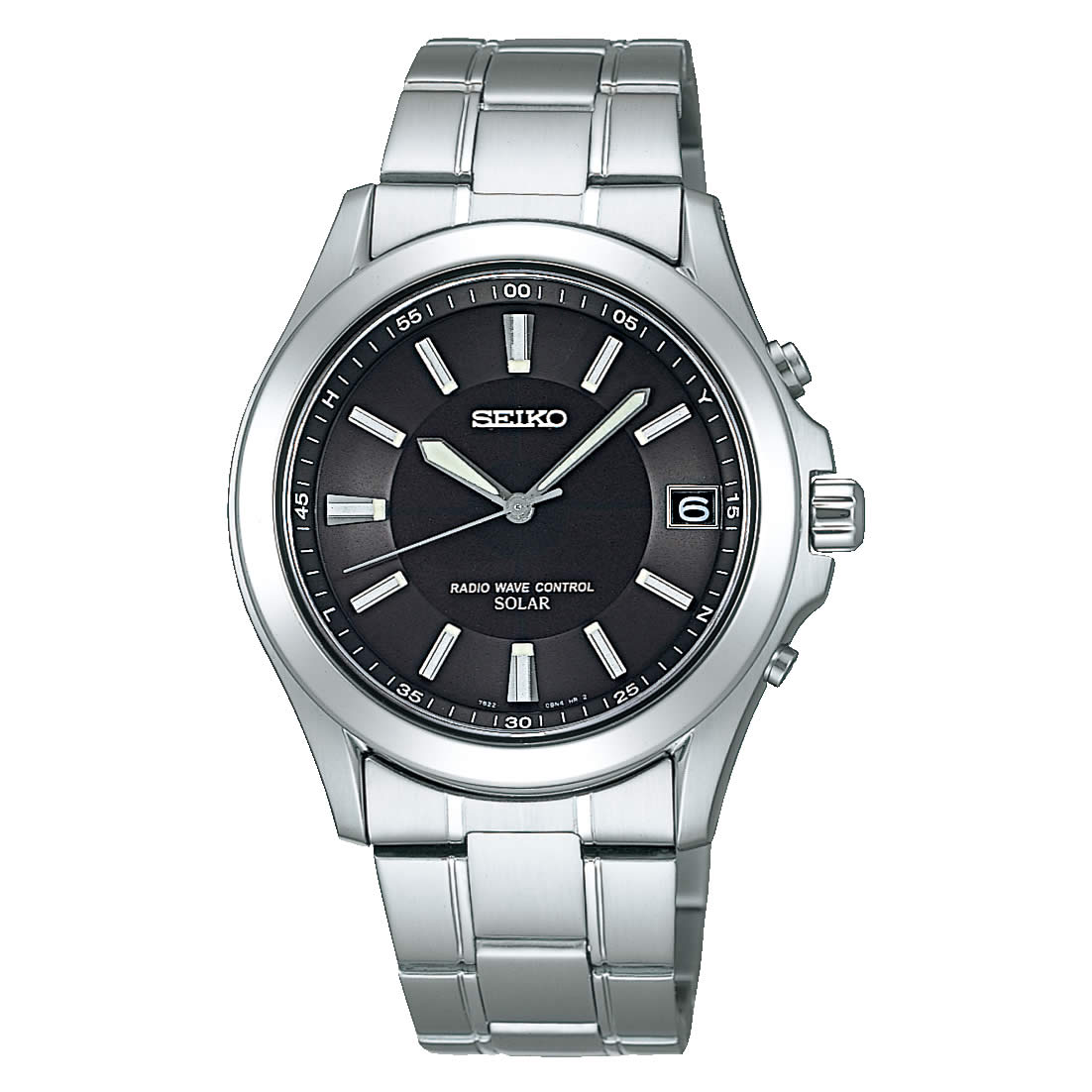 【送料無料】【国内正規品】セイコー スピリット SEIKO SPIRIT 腕時計 ソーラー 電波 メンズ SBTM017 100M 10気圧防水 ビジネス シンプル 電波ソーラー きれいめ 人気 うでどけい とけい WATCH 時計【取り寄せ】
