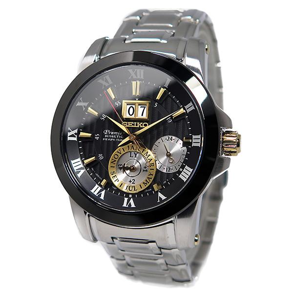 キネティック メンズ 腕時計 SEIKOキネティック セイコー 大人 ステータス 人気 プレゼント ギフト ブランド 入学祝い プルミエ SNP129P1 ランキング おすすめ かっこいい ランキング WATCH ウォッチ 社会人 入学祝い 就職祝い