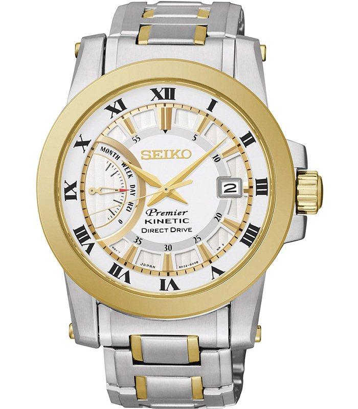 キネティック メンズ 腕時計 SEIKOキネティック セイコー 大人 ステータス 人気 プレゼント ギフト ブランド 入学祝い プルミエ SRG010P1 ランキング おすすめ かっこいい ランキング WATCH ウォッチ 社会人 入学祝い 就職祝い